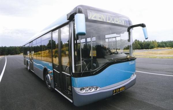Jeden zpierwszych Solarisów Urbino 12