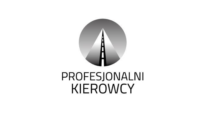 Logotyp akcji Profesjonalni Kierowcy