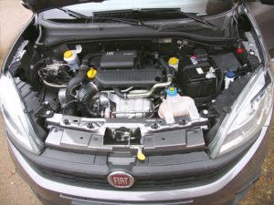 Silnik 1,4 T-Jet Fiata Doblo nagazie jeździ równie dobrze jak nabenzynie