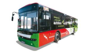 Elektrobusy ma wswojej ofercie spółka Ursus Bus, wspólne przedsięwzięcie AMZ iUrsusa (fot.© Ursus)