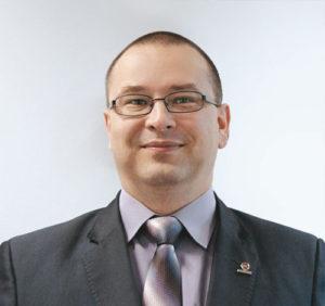 Seweryn Szczepanek, EMEA Fiat Professional Brand & Marketing Manager.