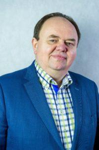 Dariusz Szumacher - prezes zarządu firmy Dartom. Fot.Renault Trucks