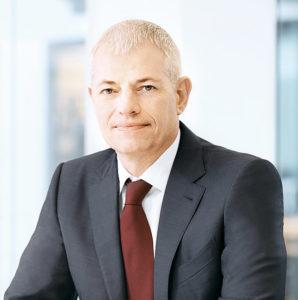 Detlef Borghardt, dyrektor generalny SAF-Holland Group