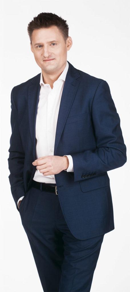 Daniel Wolszczak, dyrektor generalny Iveco Poland (fot.Iveco)